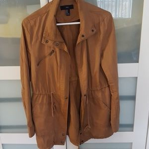 Forever 21 Brown Coat